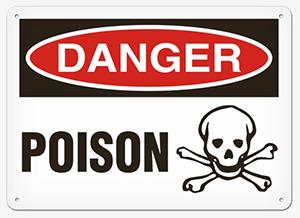 danger poison for dogs